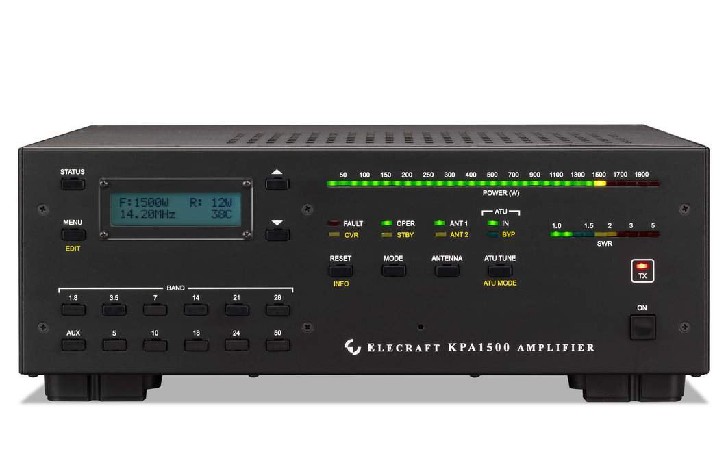 March 2019 Meeting – Elecraft 1500